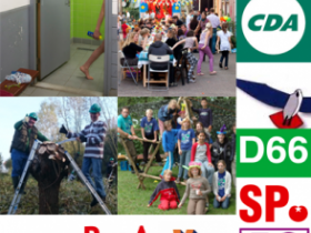 Wat zeggen partijprogramma's over vrijwilligerswerk?