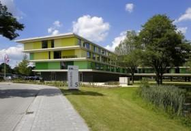 NNCZ Jannes van der Sleedenhuis, locatie Wolfsbos